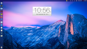 Nice Clock conky. Made for Conky manager by speedracker