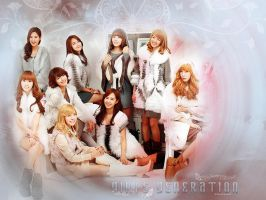 Girls' Generation Wallpaper 1 by Anysayuri