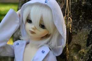White Spirit II by AidaOtaku-BJD