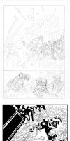 Invincible 40 page 4 by RyanOttley