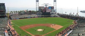AT and T Park Panorama 10 by kkworker