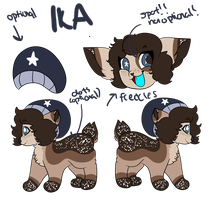 ika ref 2k16 by darlinqq