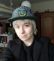 Pimpin' Draco Malfoy Cosplay by TesseractGlow
