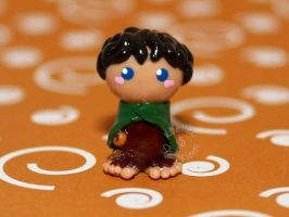 Frodo With Feet by KBelleC
