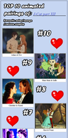 My Top 10 Couples  part XII by J-Cat
