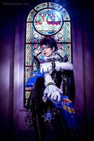 Bayonetta 2 by arienai-ten