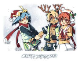 Merry Christmas :D by Ladre