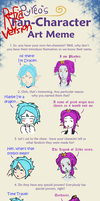 Another meme? ...fancharacters by refia