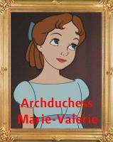 Disney History: Archduchess Marie-Valerie by KatePendragon