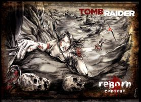 Tomb Raider- Reborn Contest by judittondora