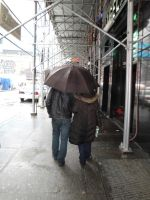 Lovers Umbrella by Mirag3-Photography