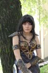 Lucca Comics and Games 2013: Xena # 2 by Rhaenirys