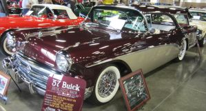 57 Buick Special Estate Wagon by zypherion