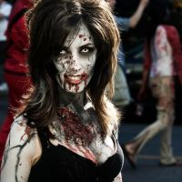 Vancouver Zombie 2011  001 by BruceBachand