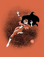 Spider-Woman by mikemaihack