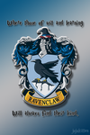 iPhone and iTouch: Ravenclaw by Neko-Kaolla
