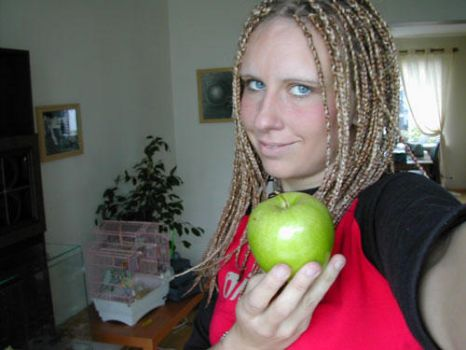 t9apple by dolphinette