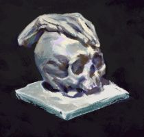 Skull01 by TheNecco