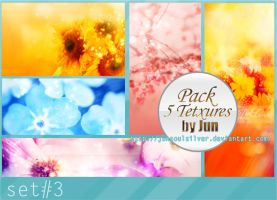 Pack 5 Textures Flowers By Jun by JunSoulsilver
