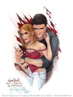 Buffy commish 4 Angeleyes2480 by ChibiSofa