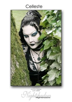 Gothic Girl Celleste by Nightshadow-PhotoArt
