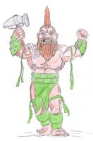 Green Dwarf by The-Drunken-Celt