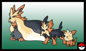 Lillipup Family by ZappaZee