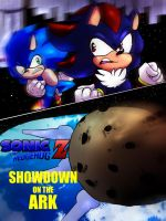 Sonic Z cover issue 5 entry by PrincessJey
