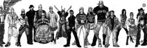 X-Men ROCKS by none4ROMiR