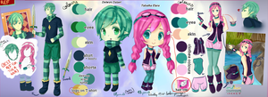 Delwyn and Tabatha FULL REF by Emilkun