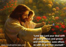 Jesus-christ-quotes: I love you by Jesuschristforever