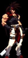 Sol Badguy KOF XII Style by EnlightendShadow