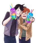 Slurpees by vythefirst