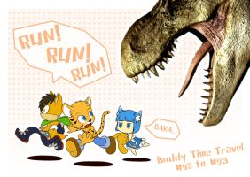 Run for your life by Puretails