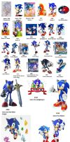 History of Sonic the Hedgehog :UPDATED: by CadeTheHedgehog