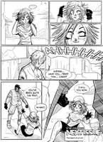 BLIND CHAPTER 3 : PAGE 23 by Spopling