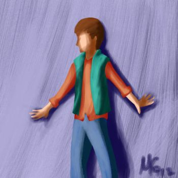 Rory Williams by mnmgreenforest
