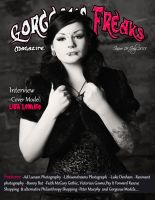 Gorgeous Freaks Mag Cover by Lisa-Lowlife