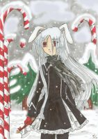 Amongst Broken Candy Canes by Tamao