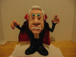 Dracula Dead and Loving It Potatohead by Potatoheadmaster