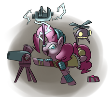 Engineer Pinkie by Metal-Kitty