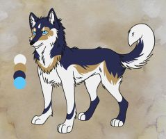 Ginga OC Contest Entry by Vampynella