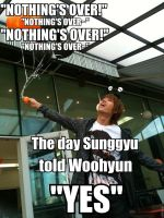 Nothing's Over For WooGyu by MiddleInAll