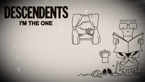 Descendents - I'm The One Wallpaper by mukeni0