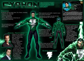 Cyphon Reference Sheet by TheCyphre