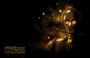 May the 4th be with you by Tiphs