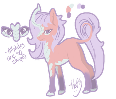 **Love Reference Sheet by Kama-ItaeteXIII