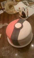 pokeball before the figures by SamanthaBerrie