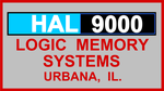 2001, 2010 HAL 9000 Logo by viperaviator