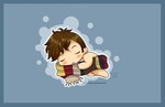 A Timelord And His Scarf by ringosdiamond